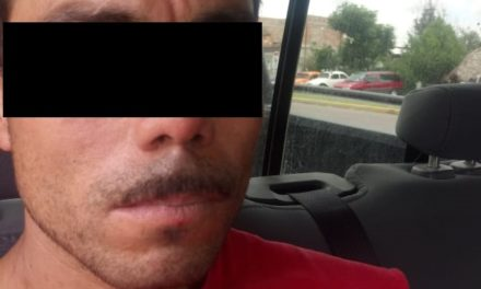 Detienen en San José de Gracia a sujeto en posesión de droga identificado como blanco prioritario