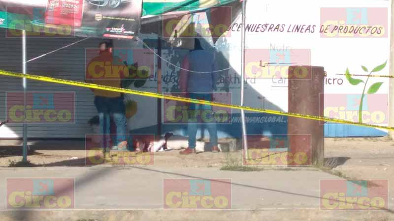 ¡Ejecutan a dos personas en un billar en Loreto, Zacatecas!