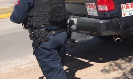 Elementos de la SSPE capturaron a presunto distribuidor de droga en Valle de los Cactus