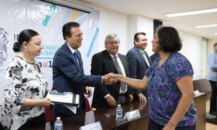 ¡Maestros de Aguascalientes destacan por su compromiso con la educación!