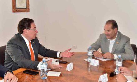 ¡Acuerda Gobernador y Canacintra trabajo conjunto para mantener liderazgo económico!