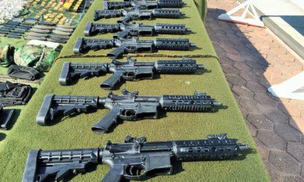 """¡Militares """"reventaron"""" un narco-campamento del Cartel del Golfo en Zacatecas!"""