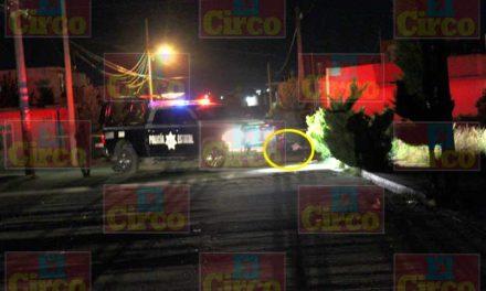 ¡Taxista fue ejecutado a balazos por dos motociclistas en Fresnillo!