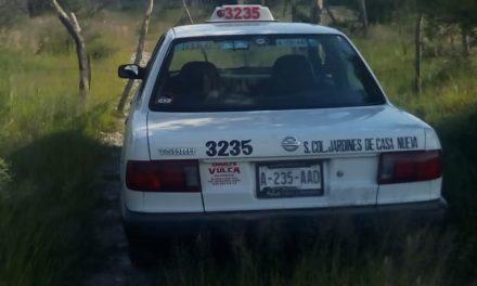 Vehículo con reporte de robo fue recuperado en Jesús María