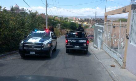 Fue detenido en el municipio de Tepezalá un sujeto que intentó saquear un domicilio