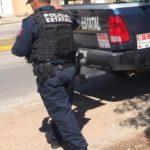 Policías estatales y municipales de Asientos frustran llamada de extorsión