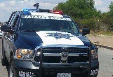 Aseguran en Pabellón de Arteaga a conductora de un vehículo con placas apócrifas