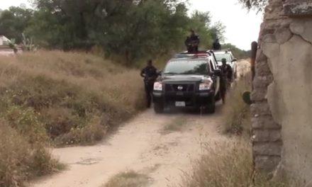En San José de Gracia fue detenido un individuo por daños a un inmueble