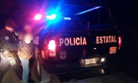 Menor en posesión de droga fue detenido en el municipio de San José de Gracia