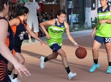 ¡Equipos de baloncesto de la UCA representan a Aguascalientes en final de Limesba!