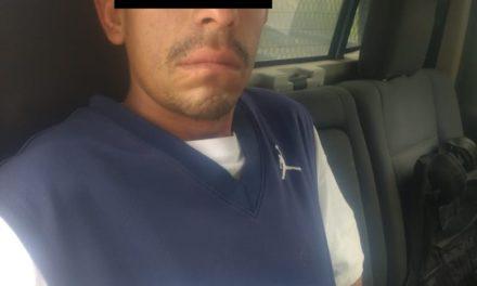 Contaba con una orden de reaprehensión y fue detenido en San Francisco de los Romo
