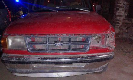 Detienen a sujeto que conducía camioneta involucrada en la comisión de un robo domiciliario en Jesús María