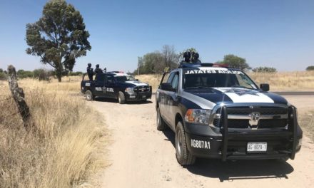 En la comunidad Cabecita Tres Marías fue detenido sujeto en posesión de droga crystal