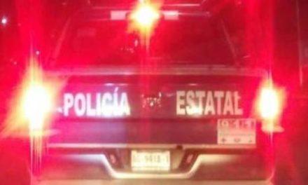 Detienen en el municipio de Tepezalá a una persona que conducía un vehículo con reporte de robo