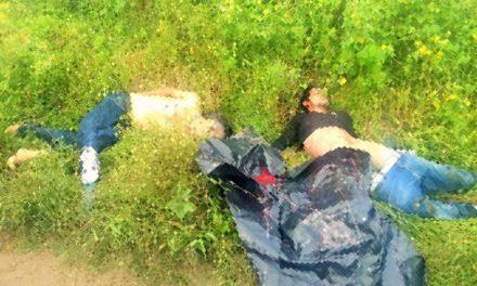 ¡En Lagos de Moreno, fueron encontrados 2 hombres ejecutados!