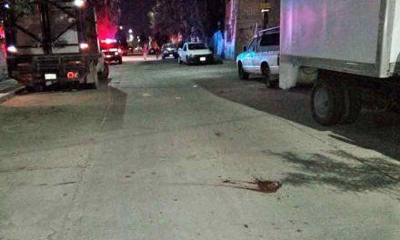 ¡Intentan ejecutar a un hombre en el fraccionamiento Ojocaliente III en Aguascalientes!
