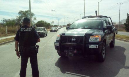 Detienen en San Francisco de los Romo a sujeto en posesión de droga que fue reportado por los vecinos