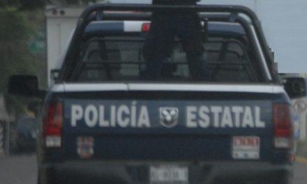 Policía Estatal deja fuera de circulación a presunto distribuidor de droga que operaba en la colonia Estrella