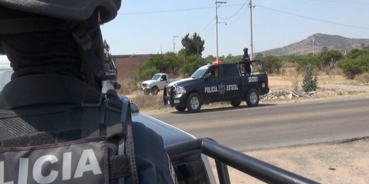 Vehículo con reporte de robo fue recuperado en San Francisco de los Romo