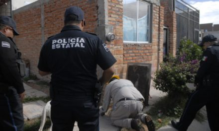Concluye operativo interinstitucional para combatir la invasión de casas en el fraccionamiento La Ribera