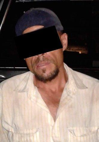 En Calvillo fue detenido un individuo en posesión de droga cristal