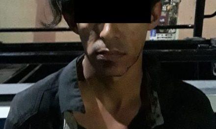Detienen en Pabellón de Arteaga a sujeto reportado por agredir a su pareja sentimental