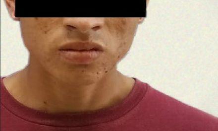 Detienen en Tepezalá a sujeto señalado por robo