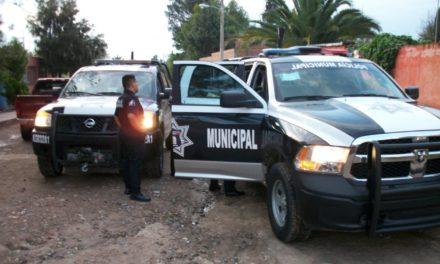 Cuenta con orden de reaprehensión vigente y fue detenido en puesto de seguridad