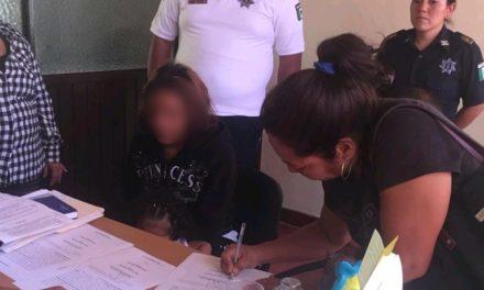 Localizan en Asientos  joven de Coahuila que se encontraba extraviada