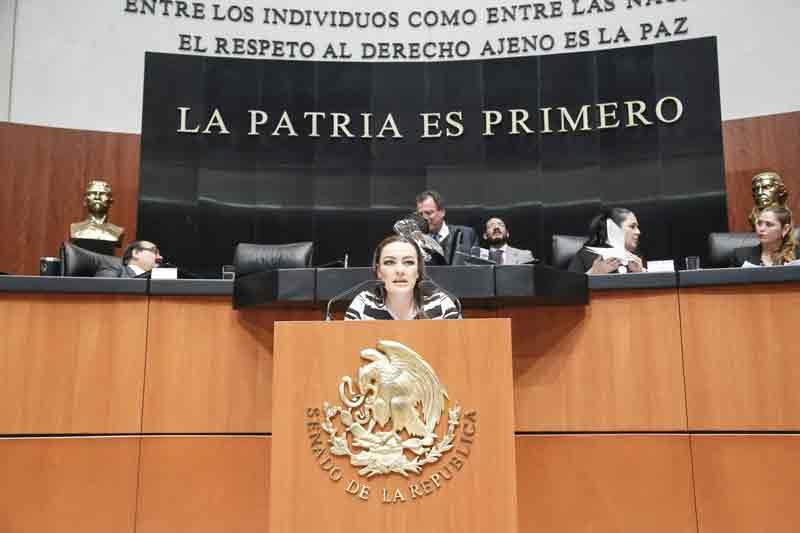 ¡Presenta Martha Márquez punto de acuerdo en defensa de productores de mezcal de Aguascalientes!