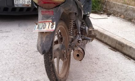 Vehículos con reporte de robo fueron recuperados en diversos puntos de la entidad