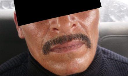 """En el municipio de Jesús María, fue detenido """"El Piolín"""" en posesión de droga"""