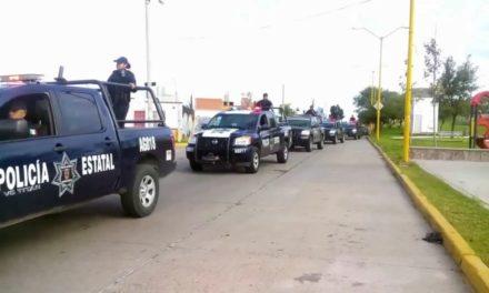 Casi mil personas detenidas por la SSPE por delitos del fuero común y federal de Junio a Septiembre