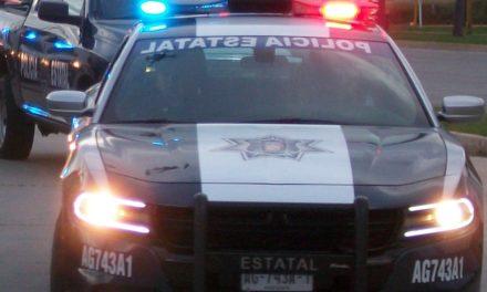 Mujer en posesión de droga fue detenida en el fraccionamiento Ojocaliente