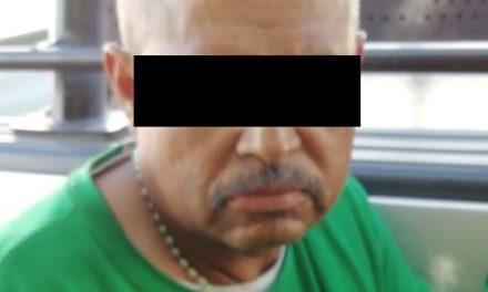 """Detienen en Jesús María a sujeto conocido como  """"El Chocho"""" en posesión de droga"""