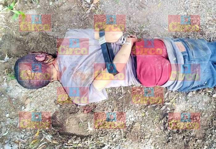 ¡Ejecutado y amarrado de pies y manos fue hallado un hombre en Lagos de Moreno!