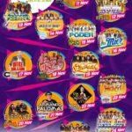¡Programas de la Feria de la Revolución de Pabellón de Arteaga!