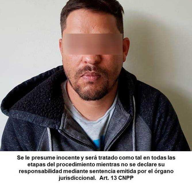 ¡Capturan a operador logístico de grupo delictivo con presencia en Chihuahua y Puebla!