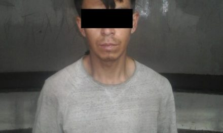 Fue sorprendido hurtando una malla ciclónica y fue detenido en Rincón de Romos