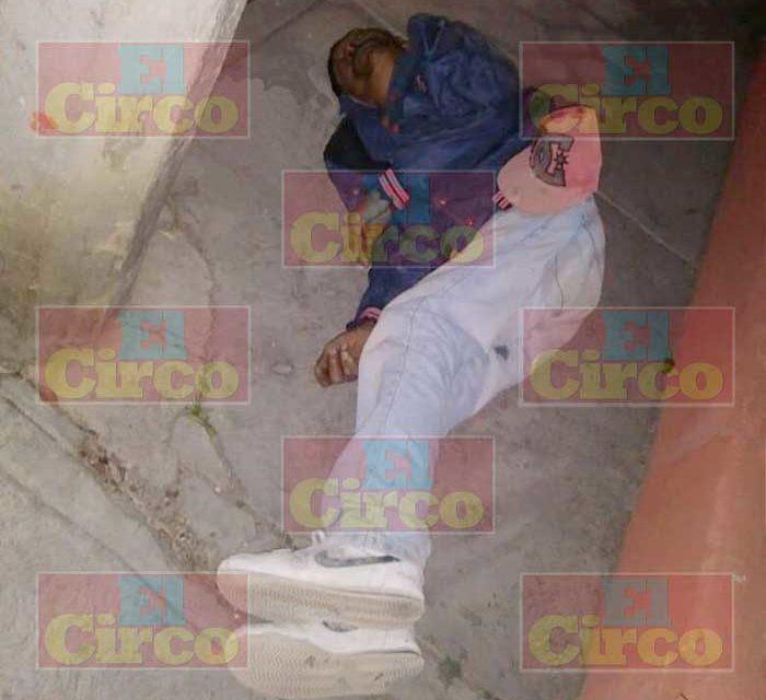 ¡Un hombre fue ejecutado y otro lesionado en La Lagunilla de Fresnillo!