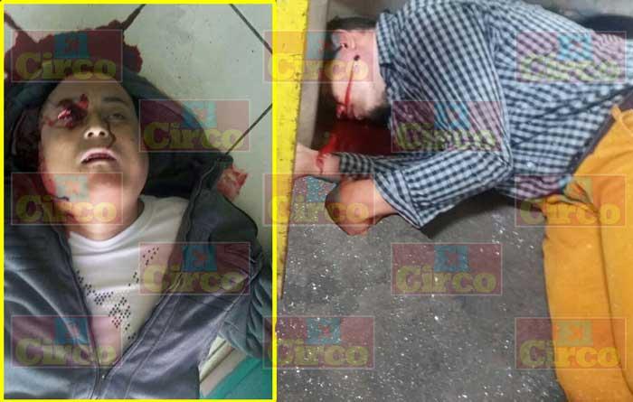 ¡Dos hombres ejecutados en la zona centro de Fresnillo, Zacatecas!