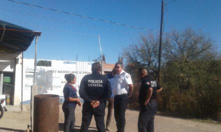 Supervisa titular de la SSPE recorridos disuasivos y de seguridad en los límites con Zacatecas
