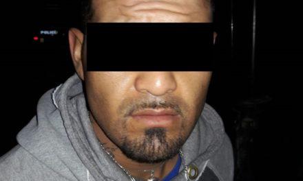 Fue detenido nuevamente un sujeto identificado como blanco prioritario en Jesús María