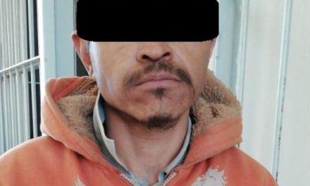 Una persona armada fue detenida en Pabellón de Arteaga