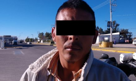 Sujeto en posesión de droga fue detenido en Jesús María