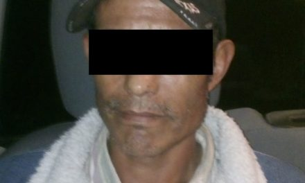 Portaba droga y fue detenido en el municipio de Tepezalá