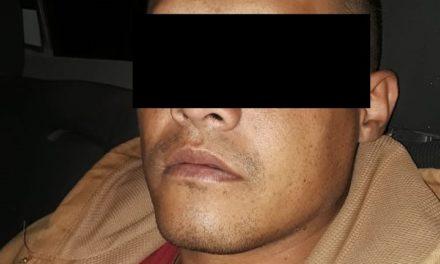 Intentó agredir a su pareja y le aseguraron droga en Pabellón de Arteaga