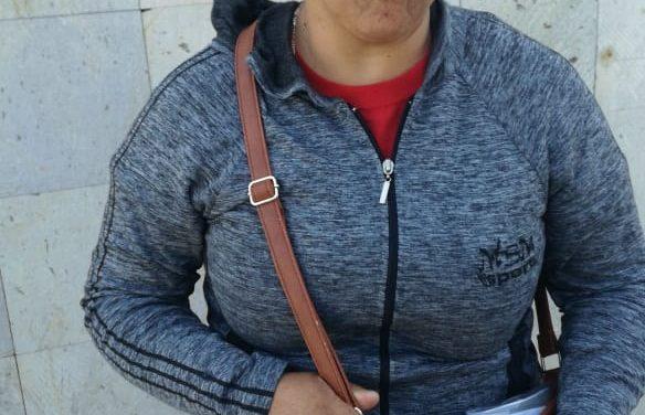 Mujer señalada por robo de celular fue detenida en Rincón de Romos