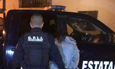 Sujeto en posesión de droga fue detenido en Pilar Blanco