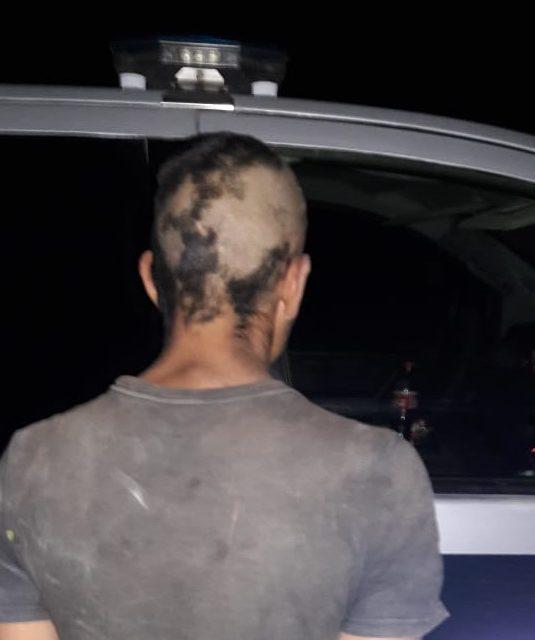 Detienen en el municipio de Calvillo a sujeto señalado por robo